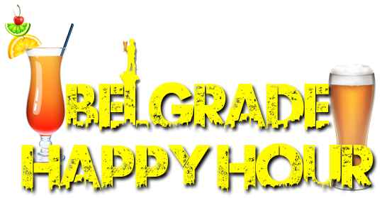 Belgrade Happy Hour Logo